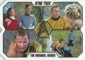 Star Trek The Original Series 50th Anniversary Trading Card 18