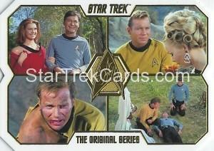 Star Trek The Original Series 50th Anniversary Trading Card 18