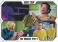 Star Trek The Original Series 50th Anniversary Trading Card 2