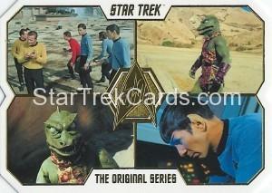 Star Trek The Original Series 50th Anniversary Trading Card 20