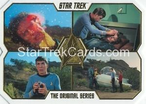 Star Trek The Original Series 50th Anniversary Trading Card 21
