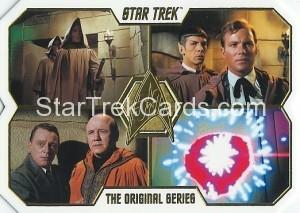 Star Trek The Original Series 50th Anniversary Trading Card 23