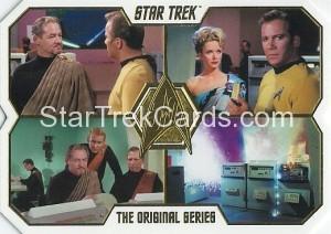 Star Trek The Original Series 50th Anniversary Trading Card 24