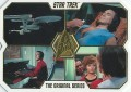 Star Trek The Original Series 50th Anniversary Trading Card 25
