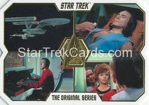 Star Trek The Original Series 50th Anniversary Trading Card 25