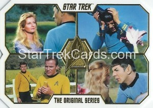 Star Trek The Original Series 50th Anniversary Trading Card 26