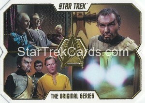 Star Trek The Original Series 50th Anniversary Trading Card 28