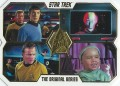 Star Trek The Original Series 50th Anniversary Trading Card 3