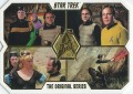 Star Trek The Original Series 50th Anniversary Trading Card 33