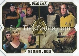 Star Trek The Original Series 50th Anniversary Trading Card 33