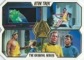 Star Trek The Original Series 50th Anniversary Trading Card 34