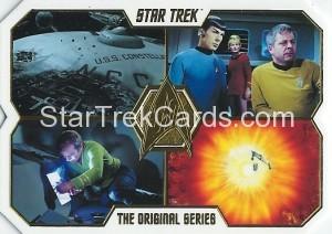 Star Trek The Original Series 50th Anniversary Trading Card 36
