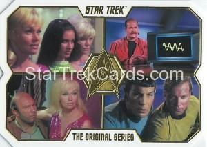 Star Trek The Original Series 50th Anniversary Trading Card 4