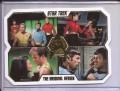 Star Trek The Original Series 50th Anniversary Trading Card 40a