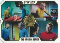 Star Trek The Original Series 50th Anniversary Trading Card 41