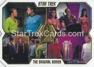 Star Trek The Original Series 50th Anniversary Trading Card 42