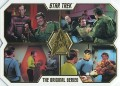 Star Trek The Original Series 50th Anniversary Trading Card 43