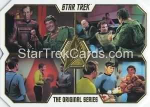 Star Trek The Original Series 50th Anniversary Trading Card 43