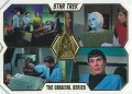Star Trek The Original Series 50th Anniversary Trading Card 45