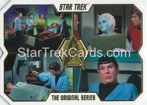 Star Trek The Original Series 50th Anniversary Trading Card 45