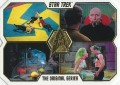Star Trek The Original Series 50th Anniversary Trading Card 47