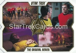 Star Trek The Original Series 50th Anniversary Trading Card 48