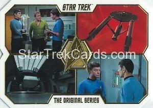 Star Trek The Original Series 50th Anniversary Trading Card 49