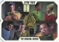 Star Trek The Original Series 50th Anniversary Trading Card 5