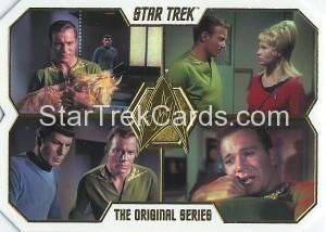 Star Trek The Original Series 50th Anniversary Trading Card 5