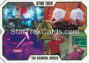 Star Trek The Original Series 50th Anniversary Trading Card 51