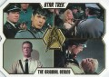 Star Trek The Original Series 50th Anniversary Trading Card 53