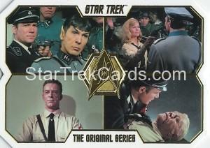 Star Trek The Original Series 50th Anniversary Trading Card 53