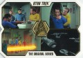 Star Trek The Original Series 50th Anniversary Trading Card 54