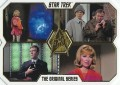 Star Trek The Original Series 50th Anniversary Trading Card 56