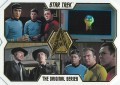 Star Trek The Original Series 50th Anniversary Trading Card 57