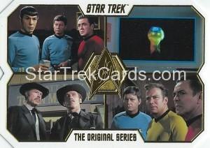 Star Trek The Original Series 50th Anniversary Trading Card 57