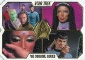Star Trek The Original Series 50th Anniversary Trading Card 58