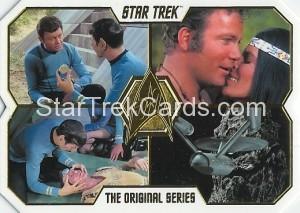 Star Trek The Original Series 50th Anniversary Trading Card 59