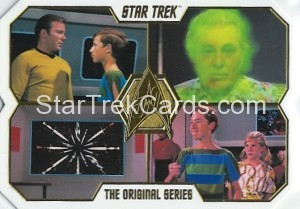Star Trek The Original Series 50th Anniversary Trading Card 61