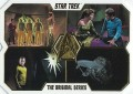 Star Trek The Original Series 50th Anniversary Trading Card 66