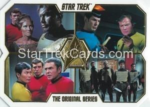 Star Trek The Original Series 50th Anniversary Trading Card 67