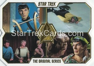 Star Trek The Original Series 50th Anniversary Trading Card 68