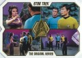Star Trek The Original Series 50th Anniversary Trading Card 70