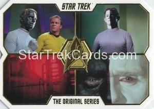 Star Trek The Original Series 50th Anniversary Trading Card 71