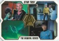 Star Trek The Original Series 50th Anniversary Trading Card 72