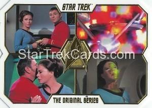 Star Trek The Original Series 50th Anniversary Trading Card 74