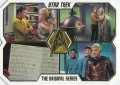 Star Trek The Original Series 50th Anniversary Trading Card 77