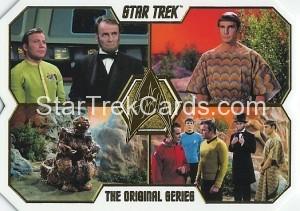 Star Trek The Original Series 50th Anniversary Trading Card 78