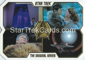 Star Trek The Original Series 50th Anniversary Trading Card 79