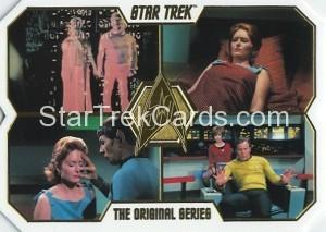 Star Trek The Original Series 50th Anniversary Trading Card 80